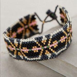Vendela Beaded Bracelet by Bluma Project